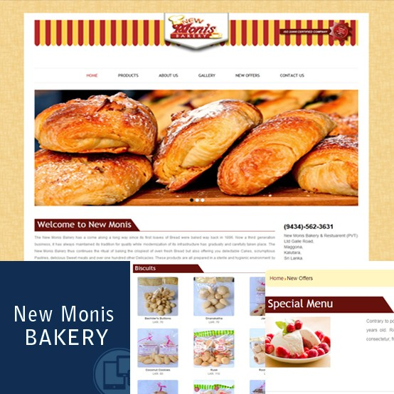 New Monis Bakery
