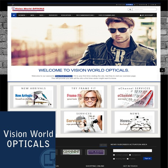 Vision World Opticals